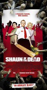 Shaun of the Dead, afișul filmului.