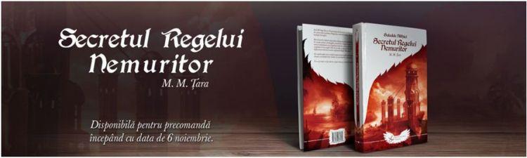 Secretul Regelui Nemuritor: Un prolog, de Mircea M. Țara