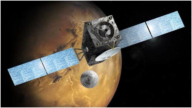 satelitul TGO