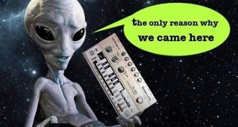 Melotronica-Alien sf
