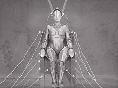 Metropolis (1927) by Fritz Lang