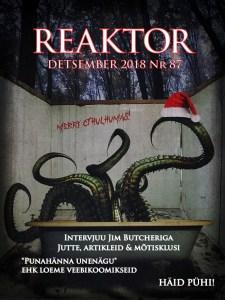 fanzinul Reaktor, decembrie 2018