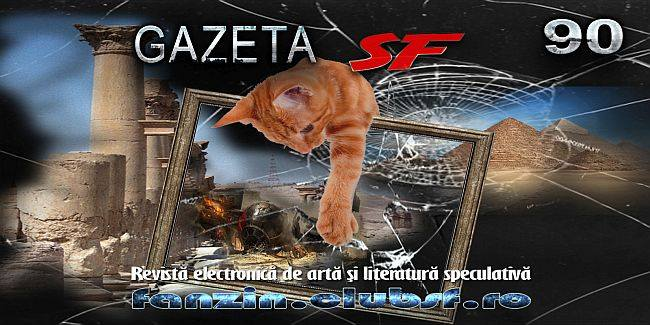 Gazeta SF, numărul 90 – ianuarie 2019