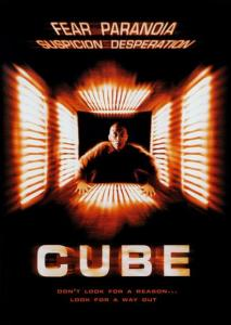 cube-movie-poster-1997-Vincenzo Natali