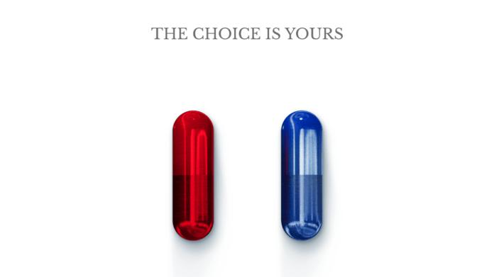 Choose your 'The Matrix Resurrections' teaser trailer: Red, or blue?