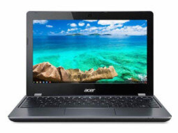 Acer 11.6-inch Chromebook — $116.99