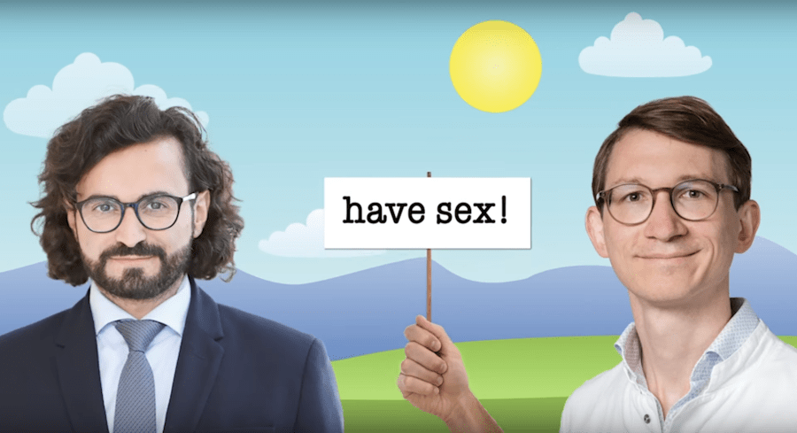 Ig Nobel Prize winners Olcay Cem Bulut and Ralph Hohenberger have an important message.