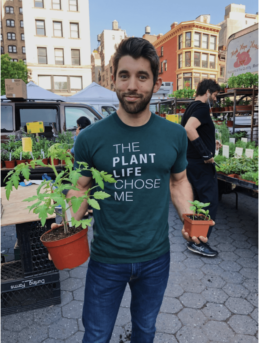 Plantrepreneur is now a word?