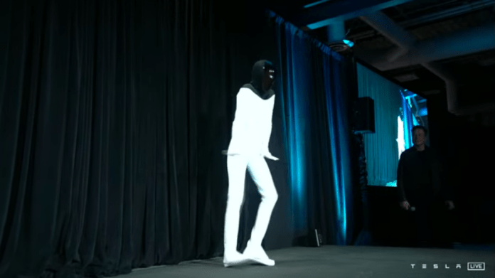 Elon Musk reveals plans to unleash a humanoid Tesla Bot