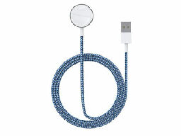 Braided Magnetic Apple Watch Charging Cable — $17.95