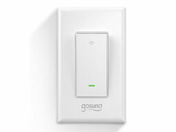 Smart 3-Way Light Switch — $42.99