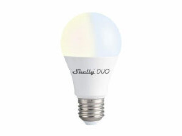 Shelly 4-Pack Duo WiFi Bulbs + Shelly Motion Sensor Bundle — $69.99 with code LIGHT30