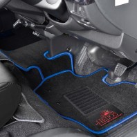 FLOOR MAT FRAME BLUE