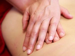 Heli Sporthälsa massage