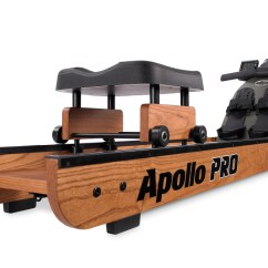 Office Chair Rowing Wooden Floor Protector First Degree Apollo Hybrid Pro Ar Machine, For Sale At Helisports.