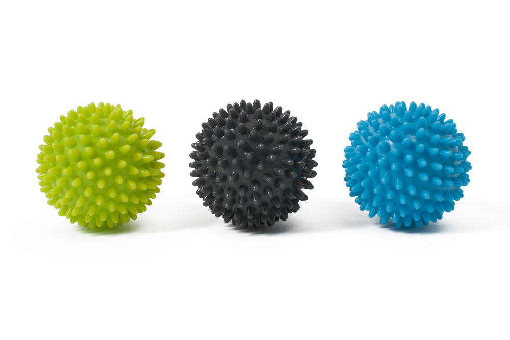 Fitness Mad Spikey Trigger Ball Trio for sale at Helisports.