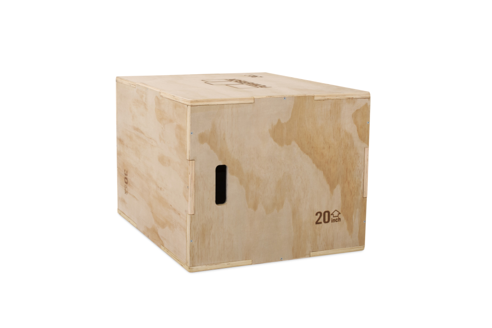 Pivot Fitness Pm178 Wooden Plyo Box For Sale At Helisports