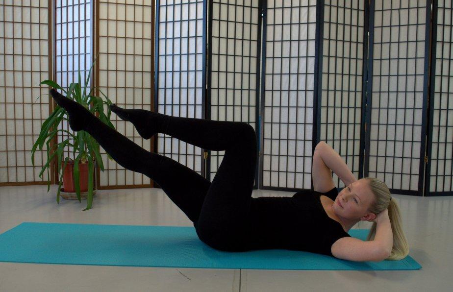 Pilates & venyttely