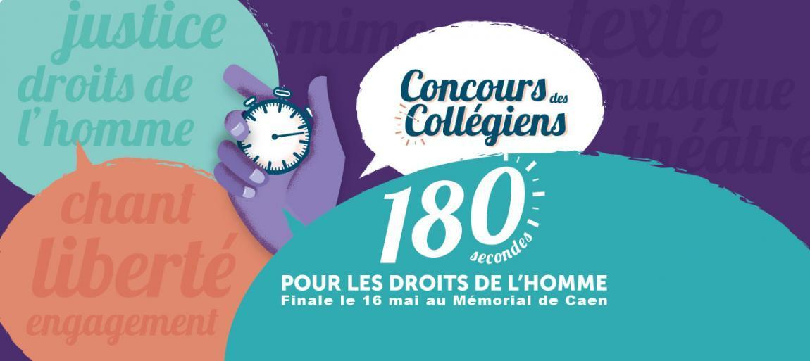 Concours 180 secondes