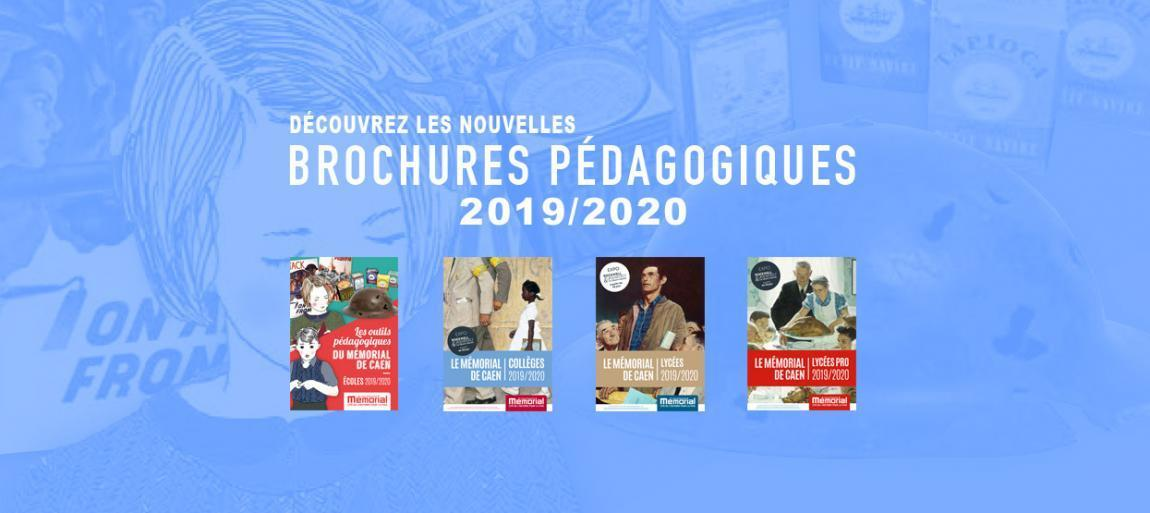 Viseul brochures pédagogiques
