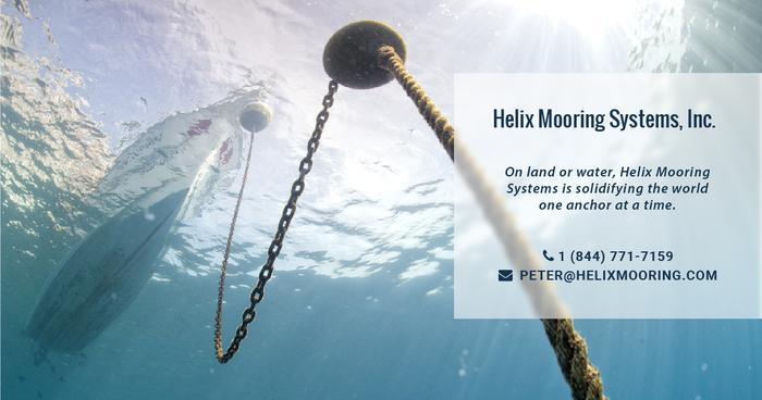 Maine Helix Mooring Anchor Company Helix Mooring