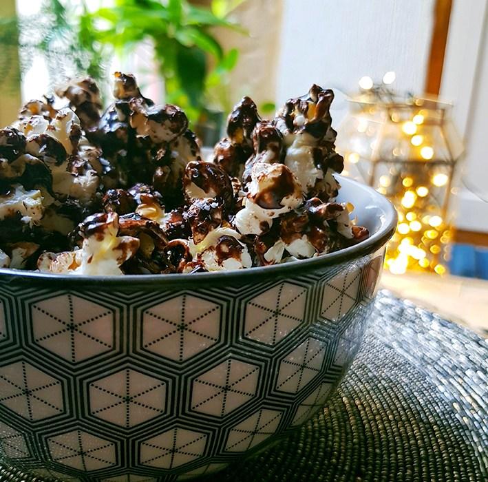 Pop Corn Chocolat & Coco