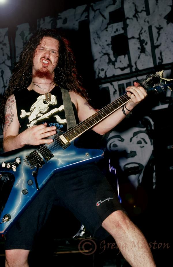 Dimebag Darrell:Cowboy From Hell,(1966-2004)