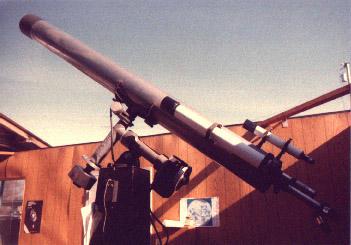"""Το 6"""" F/15, διοπτρικό τηλεσκόπιο - 1982"""