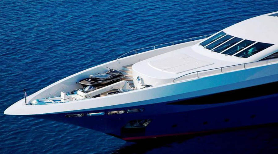 BARENTS SEA - Motor Yacht Charter in Greece - HELLAS YACHTING