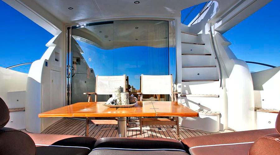 NELL MARE - Charter Motor Yacht in Greece - HELLAS YACHTING