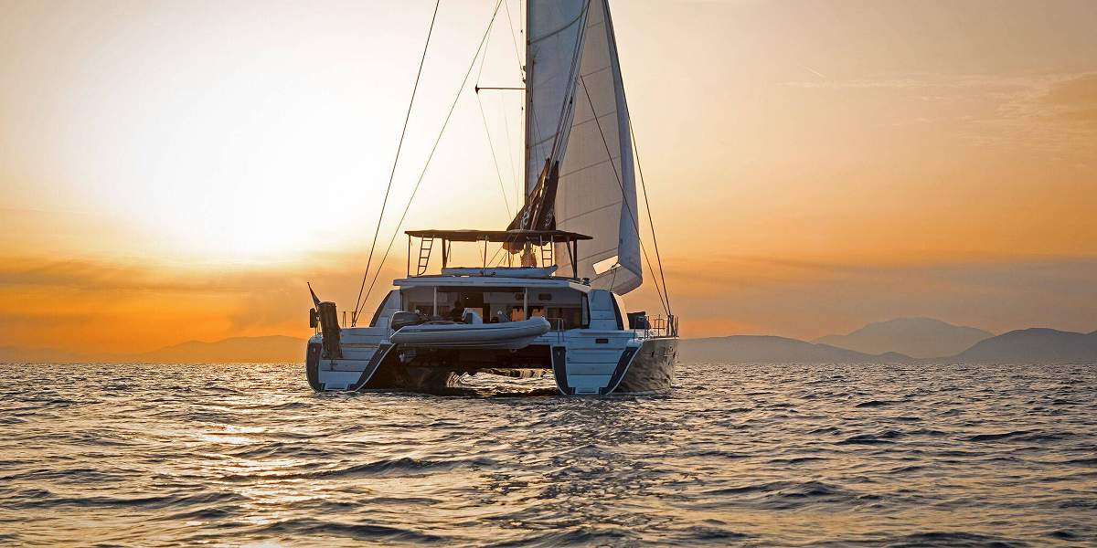 IDEA - Crewed Catamaran for Charter in Greece - HELLAS YACHTING