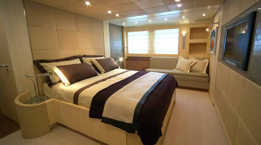 Available For Charter In Greece And East Med