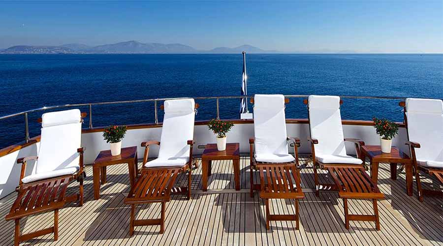 LET IT BE - Motor Yacht Charter Greece - HELLAS YACHTING