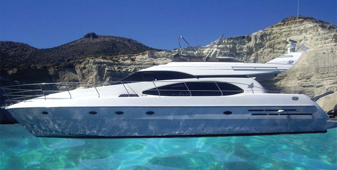 Motor Yacht AVENTURA II - Luxury Yachts Charter Greece - HELLAs YACHTING