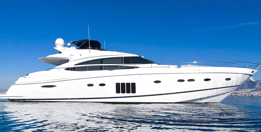 Motor Yacht Catherine | Luxury Yachts Charter Greece - HELLAS YACHTING