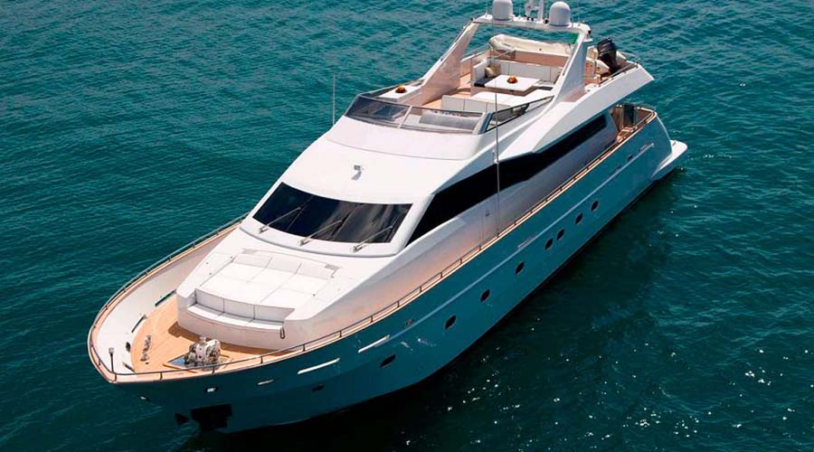 GIOE I - Luxury Motor Yacht Charter Greece - HELLAS YACHTING