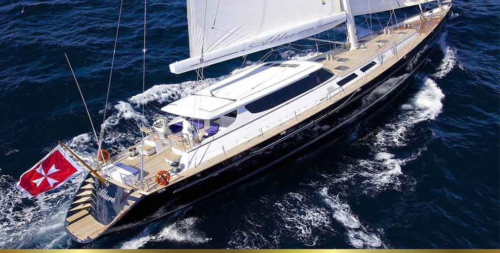 Crewed Sailing Yachts Charter in Greece - Monaco - Amalfi Coast - HELLAS YACHTING