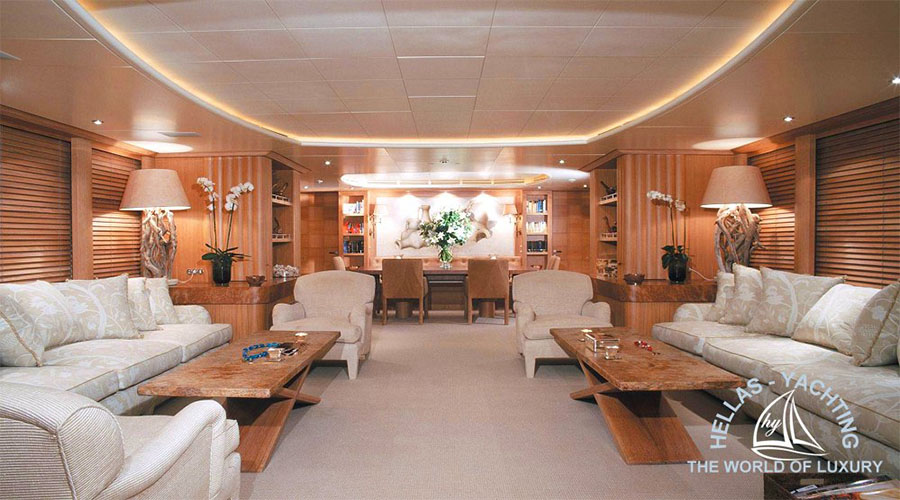 ALEXANDRA - Charter Motor Yacht in Greece - HELLAS YACHTING