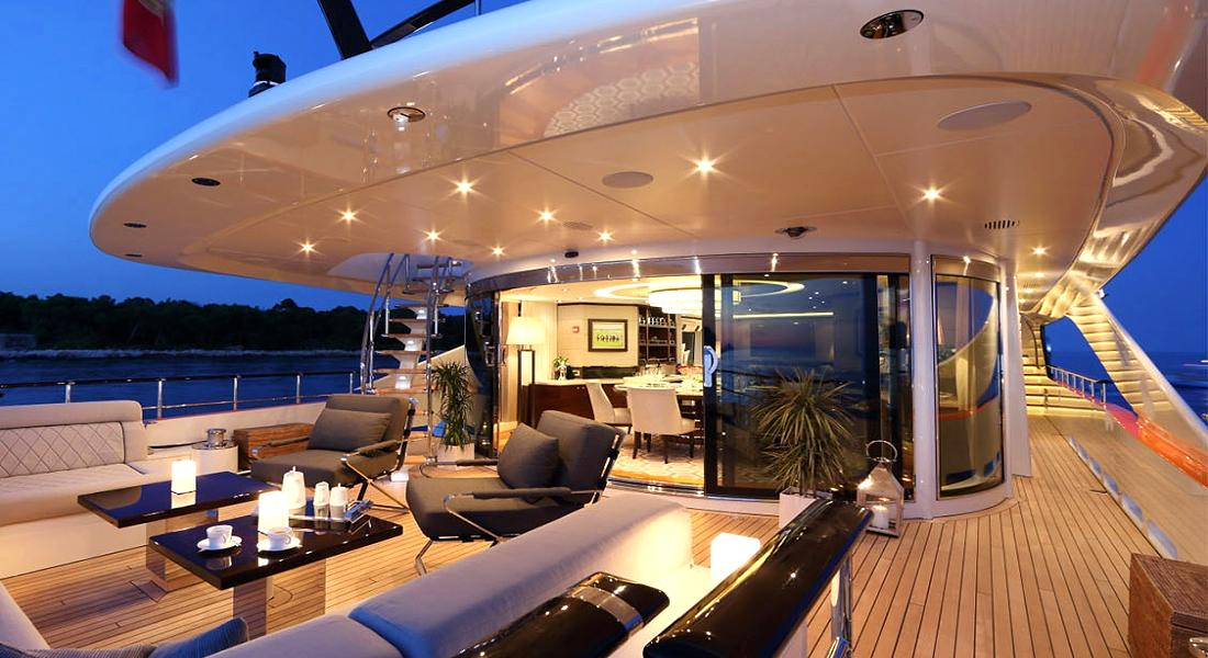 AURELIA - Luxury Charter Yacht Greece - HELLAS YACHTING
