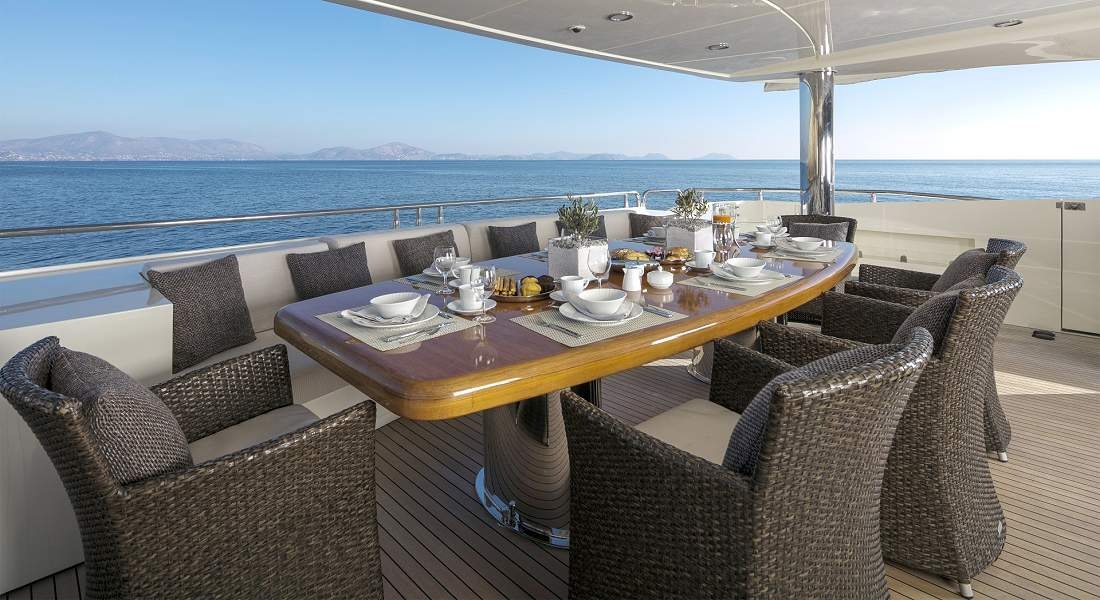 RINI V - Charter Motor Yacht in Greece - HELLAS YACHTING