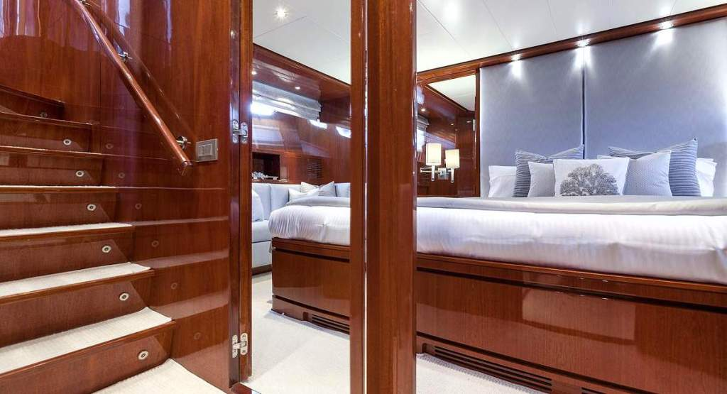 ZEN - Luxury Charter Motor Yacht in Greece 87 ft - HELLAS YACHTING