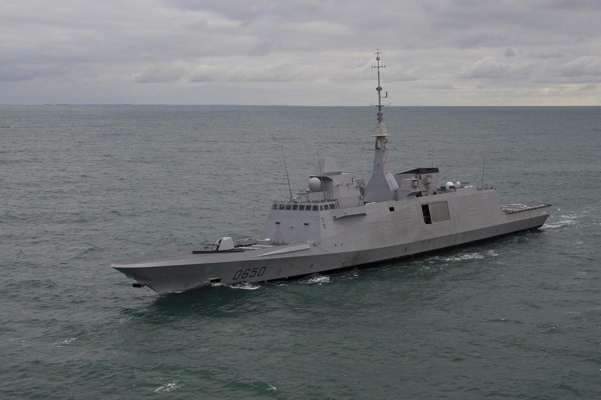Επιπλέον ισχύς στο Πολεμικό Ναυτικό: Εξοπλίζεται με δύο γαλλικές φρεγάτες ως τον Αύγουστο