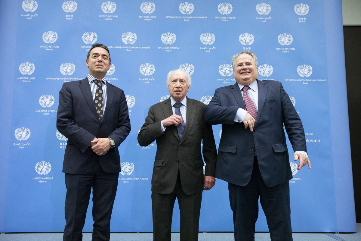 Αδιέξοδο: Η Αθήνα έκλεισε το μάτι στα Σκόπια αλλά δεν υπήρξε ανταπόκριση από τον Ζάεφ