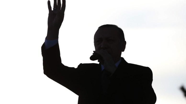 Ο πρόεδρος της Τουρκίας Ταγίπ Ερντογάν. Photo via Turkish Presidency