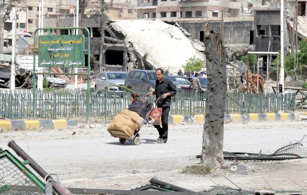 Θέλουν τη Συρία βαλκανιοποιημένη, τον Άσαντ νεκρό και το ηθικό πεδίο της μάχης δικό τους...