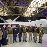 """Ενισχύεται η Πολεμική Αεροπορία: Έφτασε στην 110 ΠΜ το ελληνικό UAV MQ-9 """"Guardian"""""""