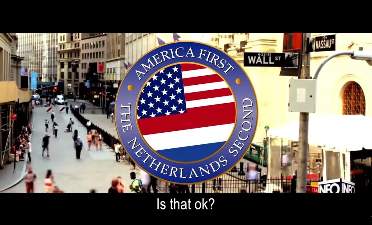 [:en]America first, but who is second? European nations troll Donald Trump - Watch all spoof videos [:el]Η Ευρωπη τρολάρει Τραμπ - Η σάτιρα ενώνει στον αγώνα για την δεύτερη θέση - δείτε όλα τα βίντεο[:]