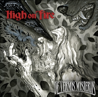 High on Fire - De Vermis Mysteriis cover art