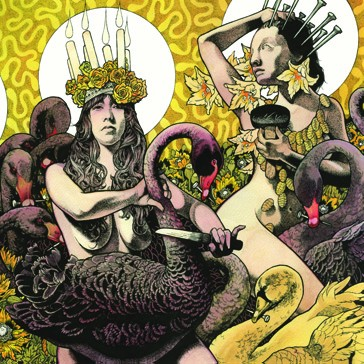 Baroness - Yellow and Green cover art