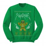 Ginger Metal Sweatshirt (Green)